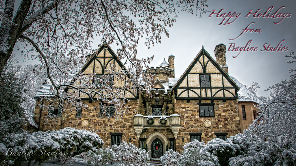 Robbie McLean – Snapping in a Winter Wonderland