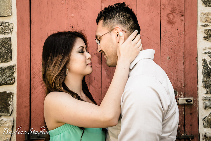 Joanne and Rey Engagement Shoot – Jerusalem Mills, MD