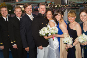Dustin and Kacey – Shipboard Wedding