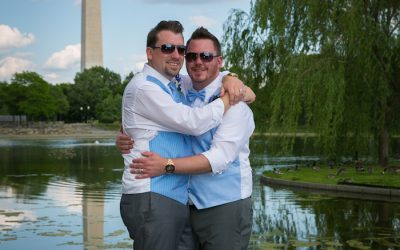 MD and DC's Choice for LGBT Wedding Photography